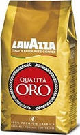 Кава в зернах Lavazza Qualita Oro 1000г 100% арабіка