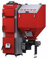 Котел с  автоматической подачей топлива Defro Komfort Duo UNI R (Дефро Комфорт Дуо Уни Р)  25 кВт