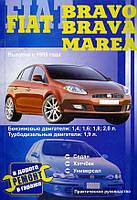 Fiat Bravo Инструкция по эксплуатации, руководство по ремонту автомобиля Fiat Marea