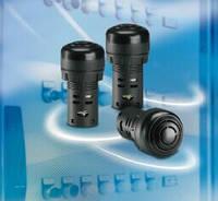 Моноблочные бузеры LOVATO ELECTRIC для звуковой индикации в системах АСУ ТП, станках, щитовом оборудовании