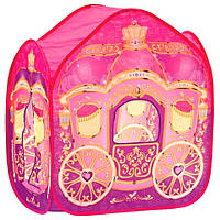 Палатка Bino - Карета для принцессы