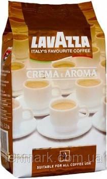 Кава в зернах Lavazza Crema e Aroma 1000г