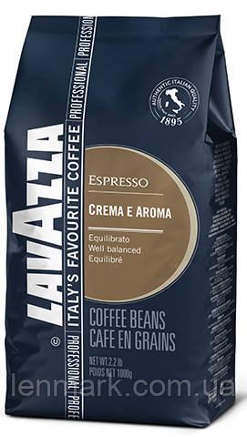 Кофе в зернах Lavazza Espresso Crema e Aroma 1000г