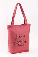 Сумка Стандарт флай «Love is Paris», фото 1