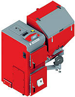 Твердотопливный котел Defro Agro UNI (Дефро Агро Уни) с автоматической подачей топлива 25 кВт