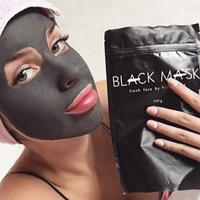 Black Mask (Черная маска) для эффективного очищения