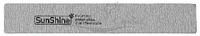 SunShine Пилка 100/180 широкая, зебра