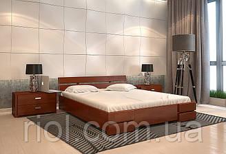 Ліжко дерев'яна полуторне Дали