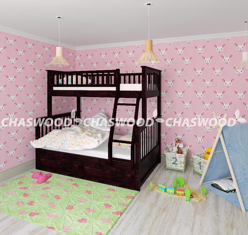 "Двухъярусная кровать ""Олигарх""  Chaswood"