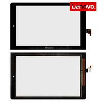 Сенсорный экран (touchscreen) для Lenovo Yoga Tablet 10 B8000, черный, оригинал