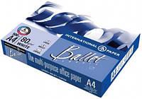 Бумага офисная А4, BALLET CLASSIC, 80 г/м2, 500 листов класс B