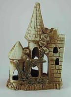 Керамика для аквариума Замок средний, 19х27 см., фото 1