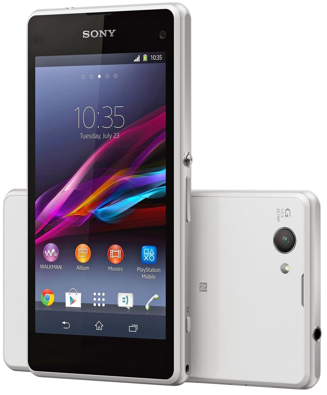 Смартфон Sony Xperia Z1 Compact D5503 (White)