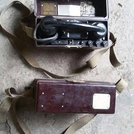 Полевой телефон таи-43, фото 2