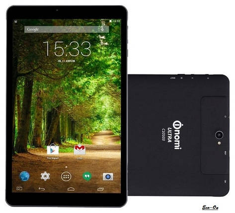Планшет Nomi C10103+  16GB Ultra Black, фото 2