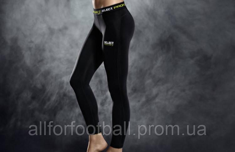 Компрессионные штаны женские Select 6406W Compression Tights - All for football в Харькове