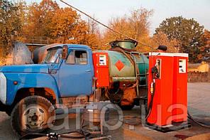 Переоборудование бензовозов