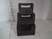 Аренда гирь для ремонта и поверки дозаторов, фото 1
