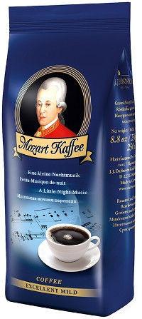 Молотый кофе Mozart Kaffe Excellent mild