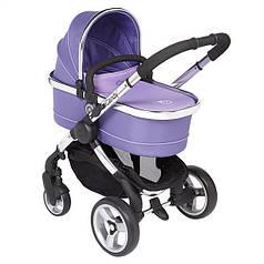 Универсальная коляска 2 в 1 iCandy Peach Parma Violet