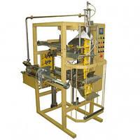 Автоматическая установка для дозировки и упаковки в полиэтиленовую пленку жидких и пастообразных продуктов