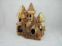 Керамика для аквариума Замок средний, 20х22 см., фото 1