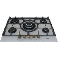 Панель кухонная варочная на газу 5 конфорочная Fabiano  FHG-R 10-55 VGH-T Avena