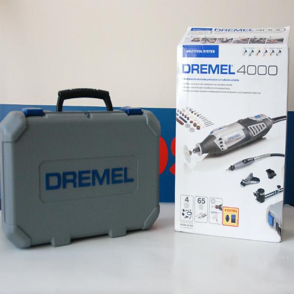 Мультиинструмент Dremel 4000 - 4/65 + 4486 + 628