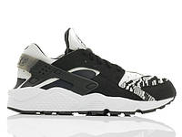 Кроссовки Nike Air Huarache Run PA Knit Black White