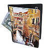 Холдер-паспорт из натуральной кожи Венеция