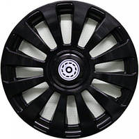 Колпаки колесные Jestic Avant black R14