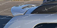 Спойлер Renault Duster (задний спойлер Рено Дастер)