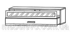 Гербор Вушер тумба под ТВ RTV 1sw   325х1000х500мм дуб сонома, фото 2