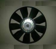 020002748 Муфта вязкостная с вентилятором 704мм, дв.740.50,51 с обечайкой (Borg Warner).