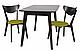 Стол Модерн (СО-293.2) квадратный 80*80, фото 3