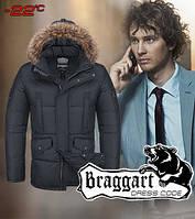 Тёплая зимняя куртка Braggart  для мужчины