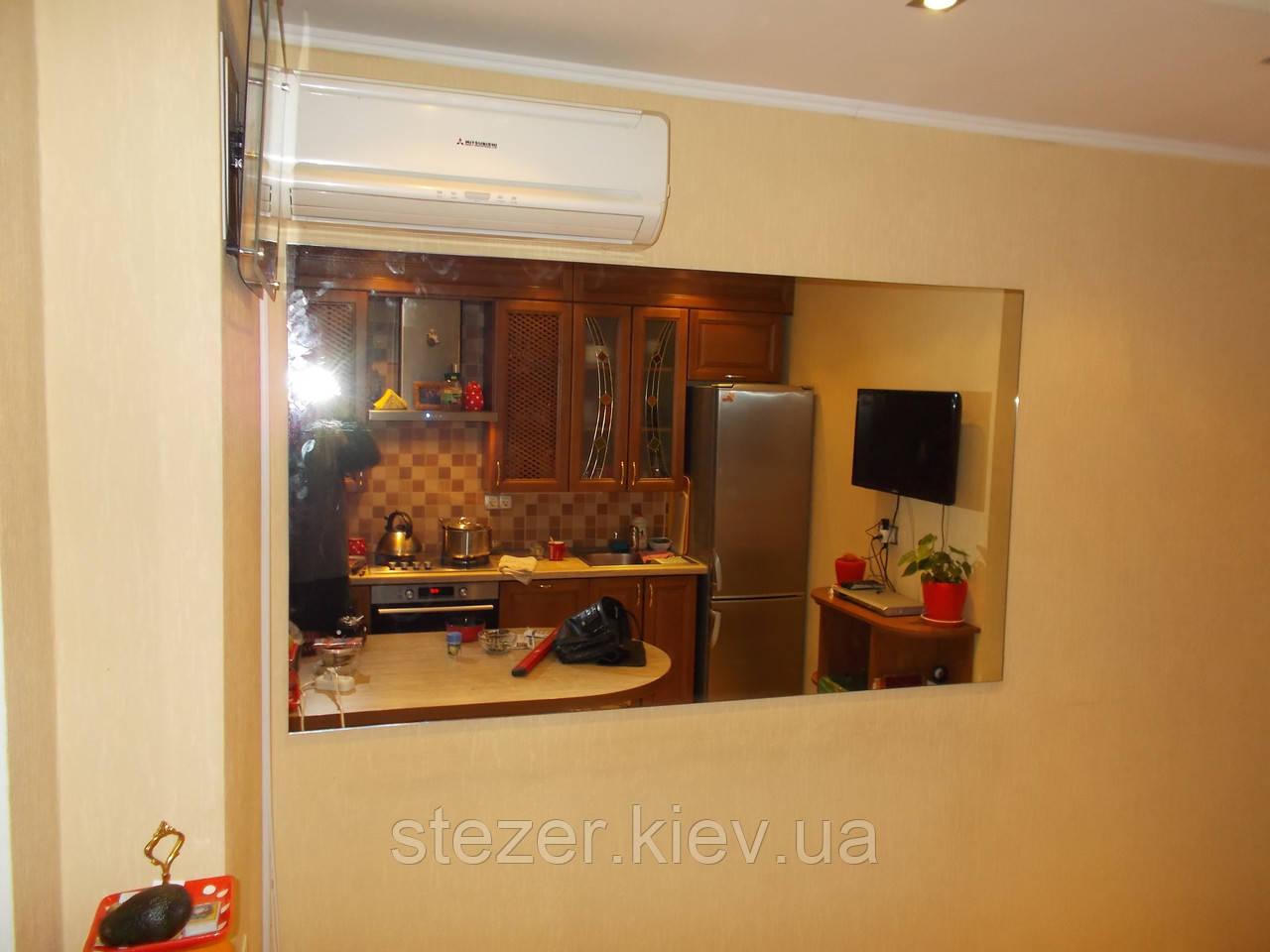 Зеркало 1200х600х4 мм