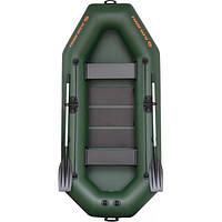 Надувная гребная лодка Колибри К-280Т