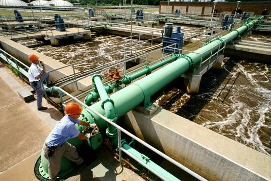 Установки биологической очистки сточных вод
