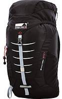 Замечательный городской рюкзак 20 л. совместим с питьевой системой High Peak Syntax 20 (Black), 922686 черный