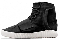 Кроссовки Adidas Yeezy Boost 750 Black, фото 1