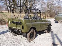 Кузов УАЗ 469