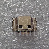 Коннектор Micro USB (3722-003065) Orig Samsung S5830 Galaxy Ace/ B5510 Galaxy Y Pro/ B5512 Galaxy Y