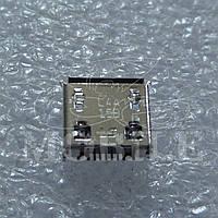 Коннектор Micro USB (3722-003115) Orig Samsung S5360 Galaxy Y/ B2710/ B7350/ C3222 Chat 322/ C3322 D
