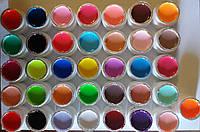 Набор гель красок 36 шт