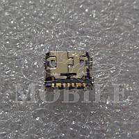 Коннектор Micro USB Samsung (3722-003678) S7710/S6810/S739/S6790/S6792/ SM-G130E/S7392/SM-G130H Orig