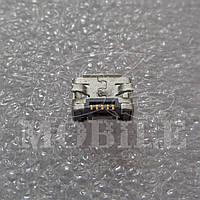 Коннектор зарядки Micro USB (5400451) Nokia 7230/ 302 Asha Orig