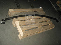 Рессора передний МАЗ 4370 8-листовая без сайлентблок L=1890 (Производство Чусовая) РШ 134370-2902012-01