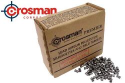 Пули Crosman Premier Domed 4,50мм, 0.51г, 1250шт