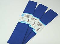 Бумага гофрированная синяя 7015221 Вересня
